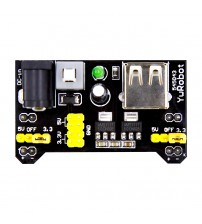 3.3V/5V MB102 Breadboard Power Supply Module