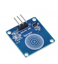 Digital Sensor TTP223B Module Capacitive 1″Touch Switch
