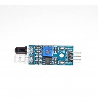 IR Infrared Obstacle Avoidance 3 Wire Reflective Photoelectric Sensor Module